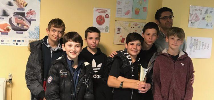 Championnat du Var des Collèges 2020.